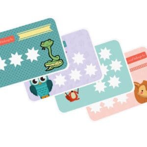 Potty Training Box - Sticker cards